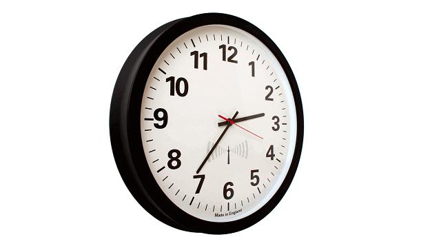 Analog Ethernet NTP-klokke