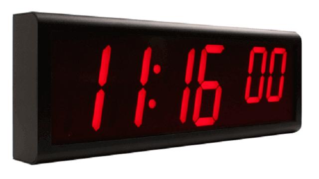 Ethernet NTP-klokke