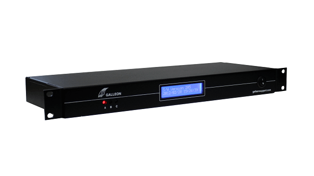 GPS NTP-serverapparat