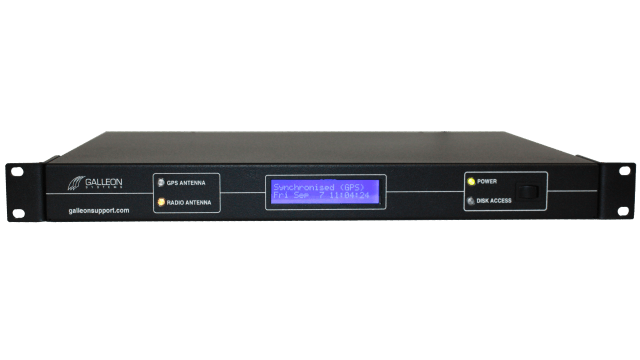 Network Time Server Appliance